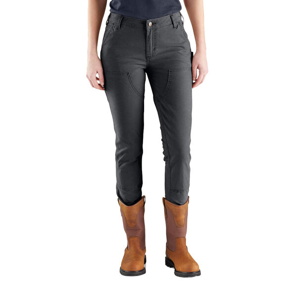 Carhartt Women's Slim-Fit Crawford Double-Front Pant
