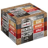 Camp Chef Premium Hardwood Pellet Variety Pack