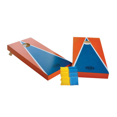Backpack Cornhole Set