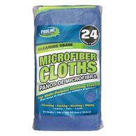 Microfiber Cloths, 24-pack