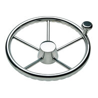 """Destroyer 5-Spoke Wheels w/Finger Grips and Control Knobs - 15.5"""" dia."""