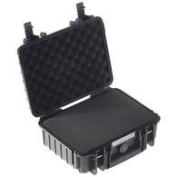 B&W Type 1000 Outdoor Case with Sponge Insert
