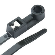 Ancor Self-Cutting Mountable Cable Ties, 500-Pack