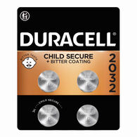 Duracell Lithium 2032 Coin Batteries, 4-Pack