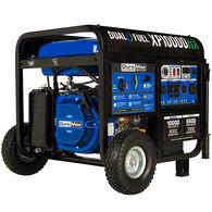 DuroMax 10,000-Watt 439cc Dual Fuel Portable Generator with CO Alert