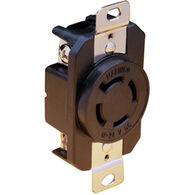 Marinco 12V/24V Locking Receptacle