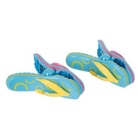Boca Towel Clips, Set of 2, Flip Flops