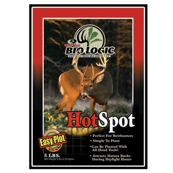 Mossy Oak BioLogic Hot Spot Food Plot Seed, 5 lbs.