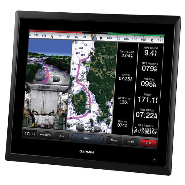 "Garmin GMM 170 17"" Touchscreen Marine Monitor"