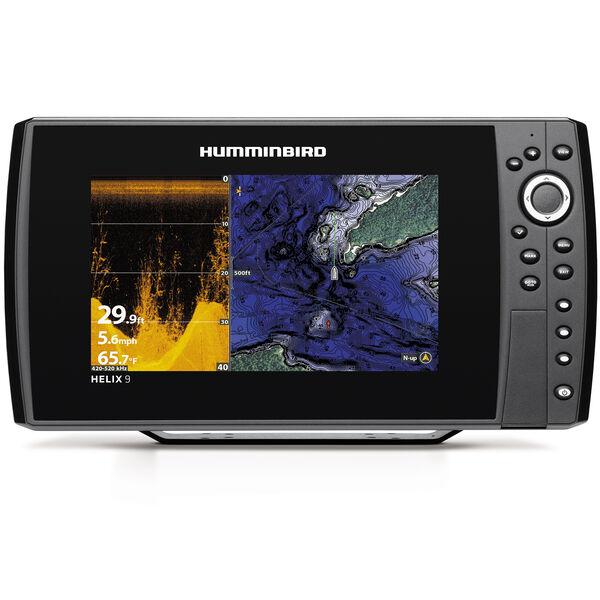 Humminbird Helix 9 DI GPS G2N CHIRP Fishfinder Chartplotter