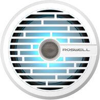 """Roswell R1 8"""" In-Boat Speaker - White"""