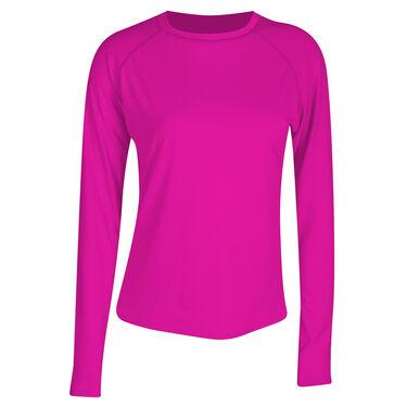 Overton's Ladies' Long-Sleeve Loose Fit Lycra Shirt
