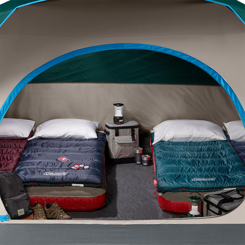 Coleman Skydome 8-Person Camping Tent, Evergreen | Gander ...
