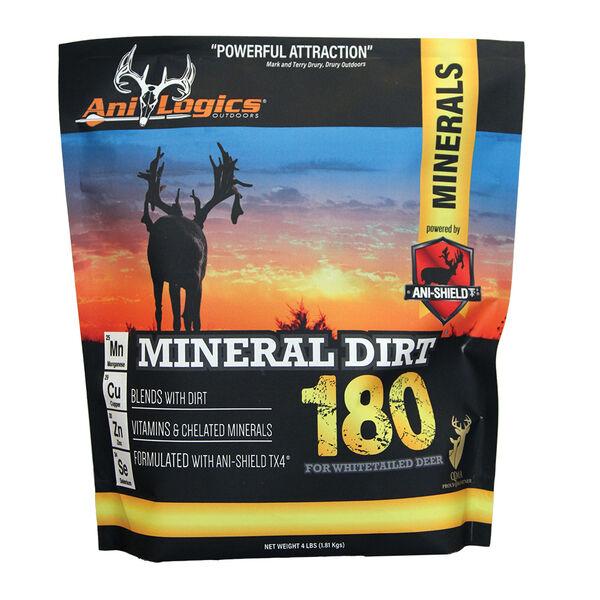 Ani-Logics Mineral Dirt 180, 4 lbs.