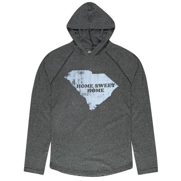 Local Yokel Men's South Carolina Long-Sleeve Hooded Tee