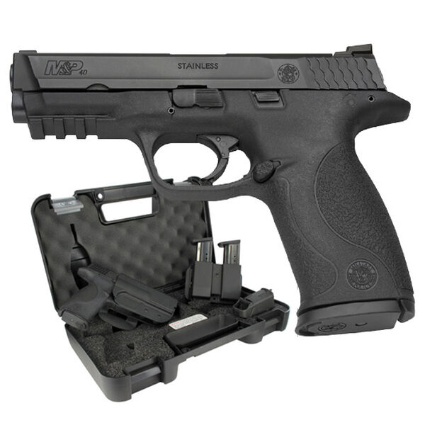 Smith & Wesson M&P Carry Kit Handgun