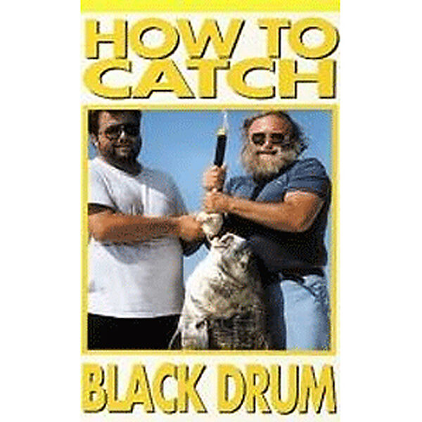 Bennett DVD - How To Catch Black Drum And Fishing 101 For Beginners