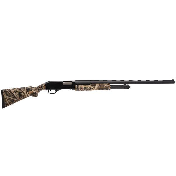 Stevens 320 Field Grade Shotgun, 12 Ga., Mossy Oak Shadow Grass Blades