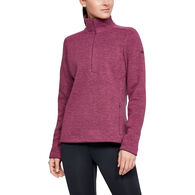 Under Armour Women's Wintersweet 2.0 Half-Zip Jacket