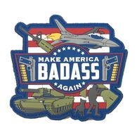 Patriot Patch Make America Badass Again Patch