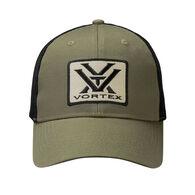 Vortex Men's Dartmouth Green Logo Cap