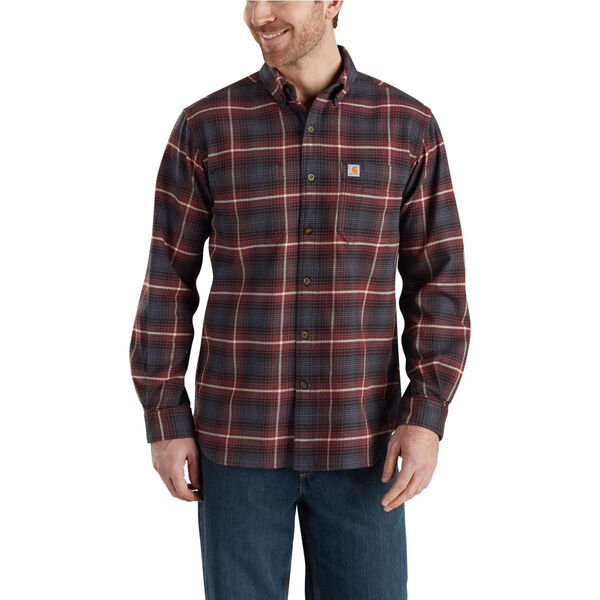 Carhartt Men's Rugged Flex Hamilton Button-Up Shirt
