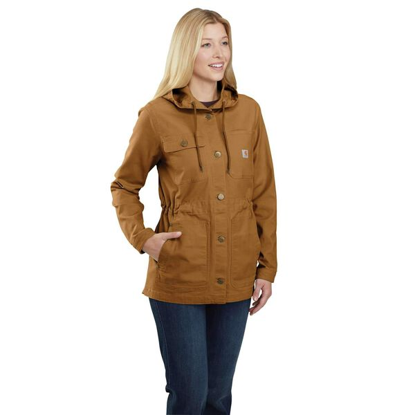 Carhartt Women's Rugged Flex Canvas Coat