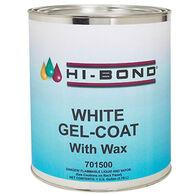Hi-Bond White Gel Coat With Wax, Gallon