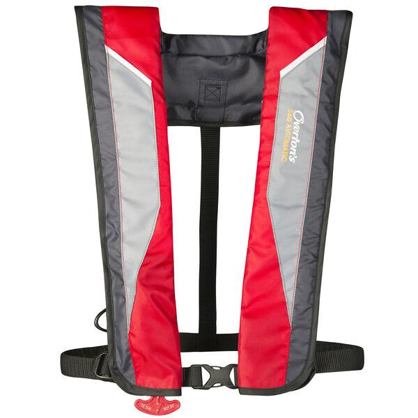 Overton's 24-Gram Slimline Elite Automatic Inflatable Life Jacket