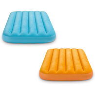 Intex Cozy Kidz Inflatable Air Bed Mattress with Carry Bag, Assorted Colors