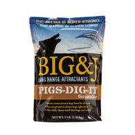 Big & J PIGS-DIG-IT Granular Hog Attractant