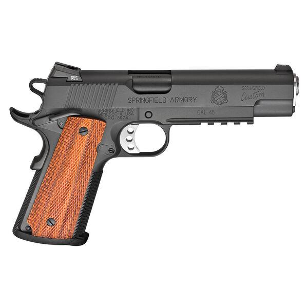 Springfield 1911-A1 Professional Light Rail Handgun