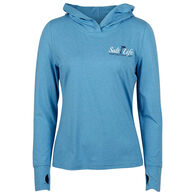 Salt Life Women's Chase The Sun Performance Pullover Hoodie