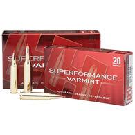 Hornady Superformance Varmint Ammo, .243 Win, 58-gr., V-Max