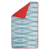 Kelty Bestie Blanket, Cranberry/Painted Ombre