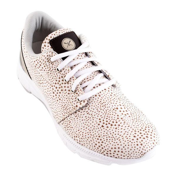 Inkkas Men's FlexAire Tic Tac Canvas Shoe