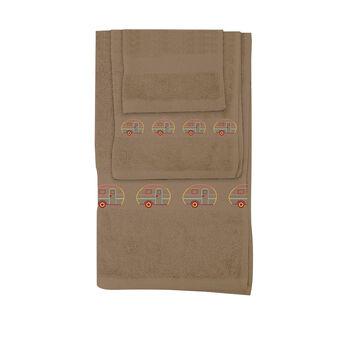3-Piece Towel Sets, Vintage RV
