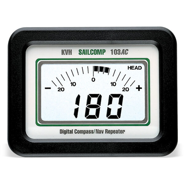 KVH Azimuth Sailcomp 103AC Digital Compass