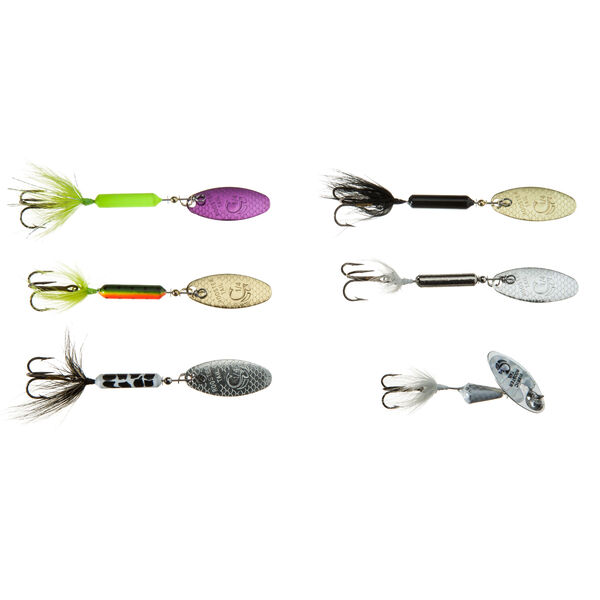 Worden's Rooster Tail Big Bass Pack