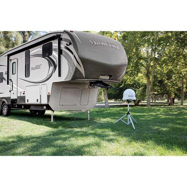 KING Tailgater 3 Automatic Satellite TV Antenna