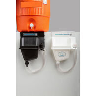 Catch-n-Store Drip Catcher, One White and One Black