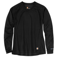 Carhartt Women's Base Force Midweight Long-Sleeve Crew Shirt