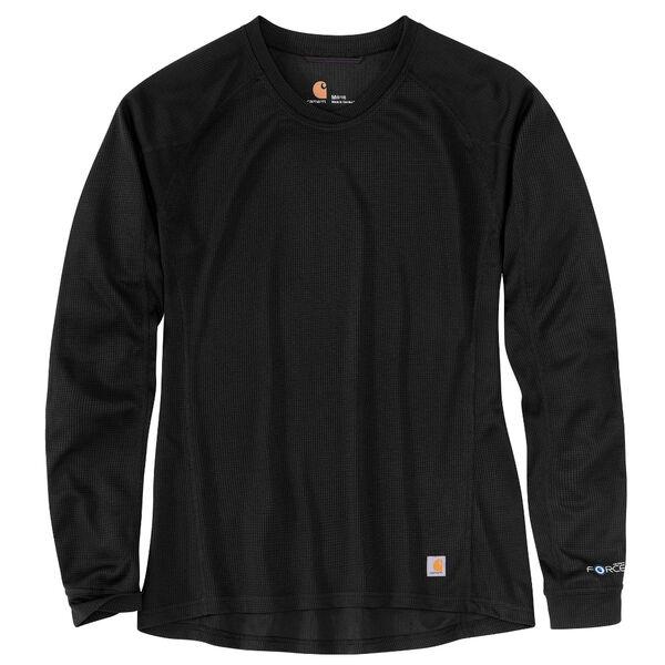Carhartt Women's Base Force Midweight Long-Sleeve Crew Shirt