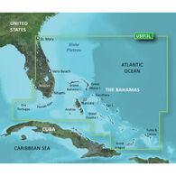 Garmin BlueChart g2 Vision HD Cartography, Jacksonville - Bahamas