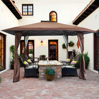 13' x 13' Pop-Up Canopy and Patio Gazebo