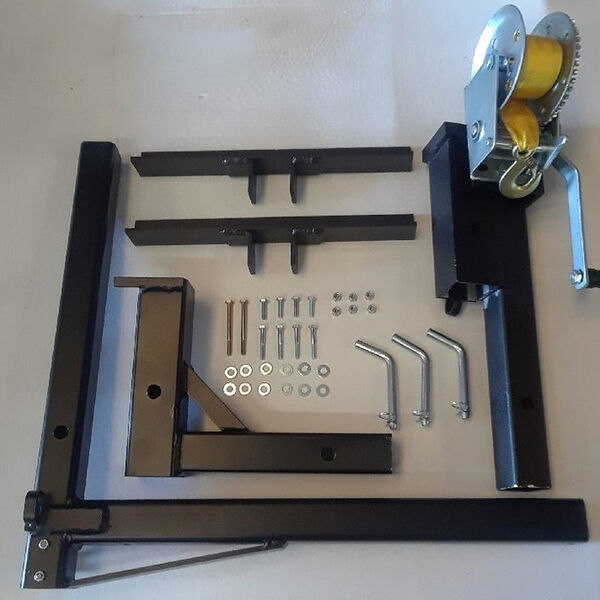 Hitch-N-Go Cart Lift Assembly Kit
