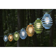 Swirly Party Lights, 10 Lights on 11' Cord