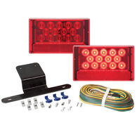 "Optronics Waterproof LED Under 80"" Wide Trailer Light Kit"