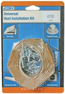 Universal Vent Installation Kit - Rubber Roofs Only