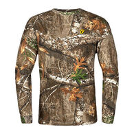 ScentBlocker Men's Fused Cotton Long-Sleeve Tee